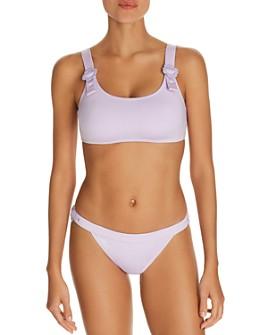 kate spade new york - Daisy Buckle Bikini Top & Daisy Buckle Bikini Bottom