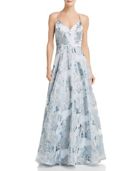 2aa6bcf818db5 Eliza J - Floral Ball Gown ...
