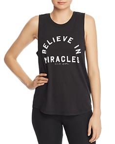 Spiritual Gangster - Believe Muscle Tank