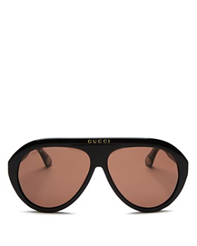 a86da3a59b Gucci - Men s Shield Aviator Sunglasses