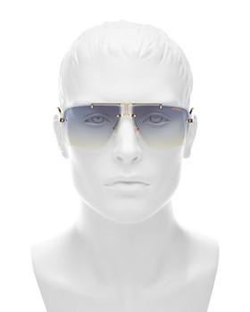 Carrera - Men's Rimless Aviator Sunglasses, 73mm