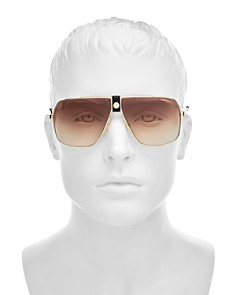 Carrera - Men's Polarized Aviator Sunglasses, 64mm