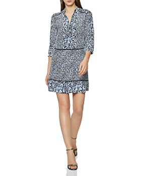 8daa0b0c9b4 REISS - Anush Printed Dress ...