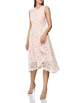 REISS - Rayna Lace Dress - 100% Exclusive