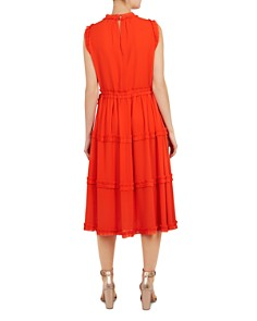 Ted Baker - Sinita Ruffled Midi Dress