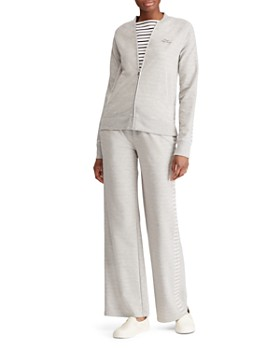 Ralph Lauren - Wide-Leg Lounge Pants