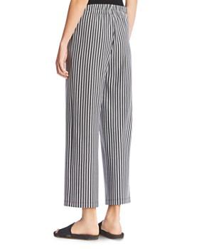 Bailey 44 - Profiterole Striped Wide-Leg Pants