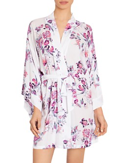 In Bloom by Jonquil - Floral Wrap Kimono