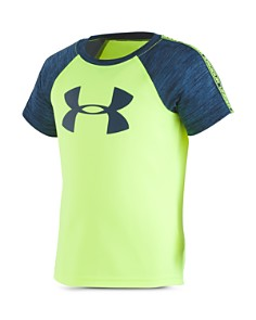Under Armour - Boys' Logo Taping Tee - Little Kid
