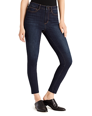 Ella Moss Jeans HIGH-RISE ANKLE SKINNY JEANS IN MOREY