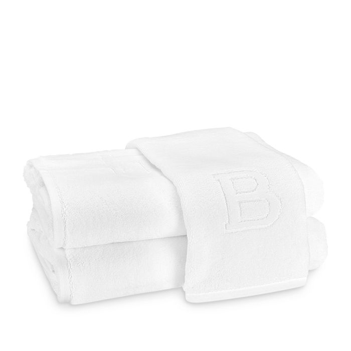 Matouk - Auberge Monogrammed Letter Towel Collection