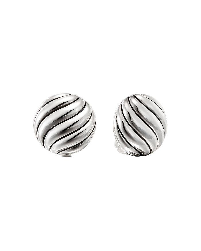 David Yurman - Cable Stud Earrings
