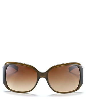 Tory Burch Large Square Sunglasses, 58mm
