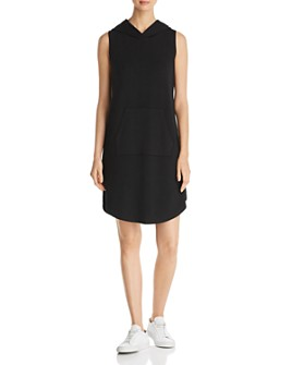 B Collection by Bobeau - Sleeveless Hoodie Dress