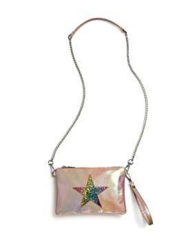 GiGi - Girls' Star Faux-Leather Clutch