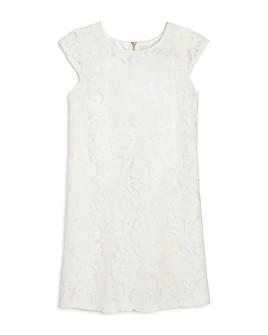 Laundry by Shelli Segal - Girls' Lace Shift Dress - Big Kid