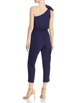Amanda Uprichard - Ramona One-Shoulder Jumpsuit
