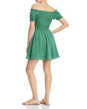 leRumi - Ashley Off-the-Shoulder Mini Dress