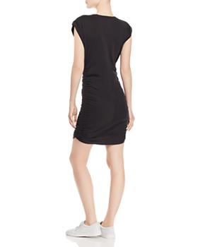 Splendid - Ruched-Side T-Shirt Dress