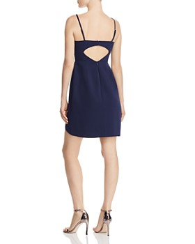 BCBGMAXAZRIA - Sequined Crepe Dress