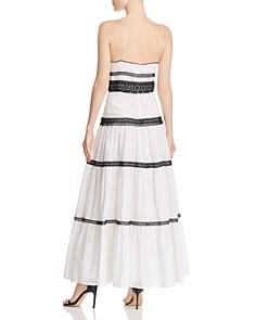 Jill Jill Stuart - Eyelet Lace Maxi Dress