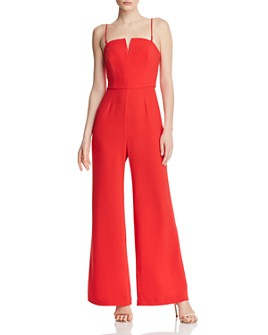 WAYF - Wide-Leg Jumpsuit
