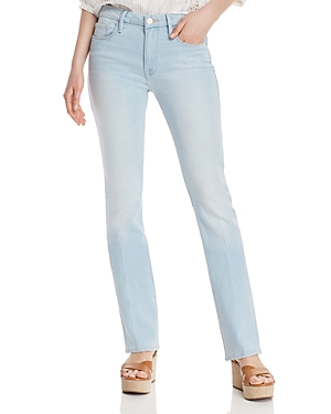 Frame Le Mini Boot Jeans in Ferry