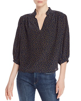 95e739fce FRAME Women's Tops: Graphic Tees, T-Shirts & More - Bloomingdale's