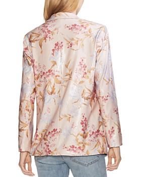 VINCE CAMUTO - Wildflower Sequined Blazer