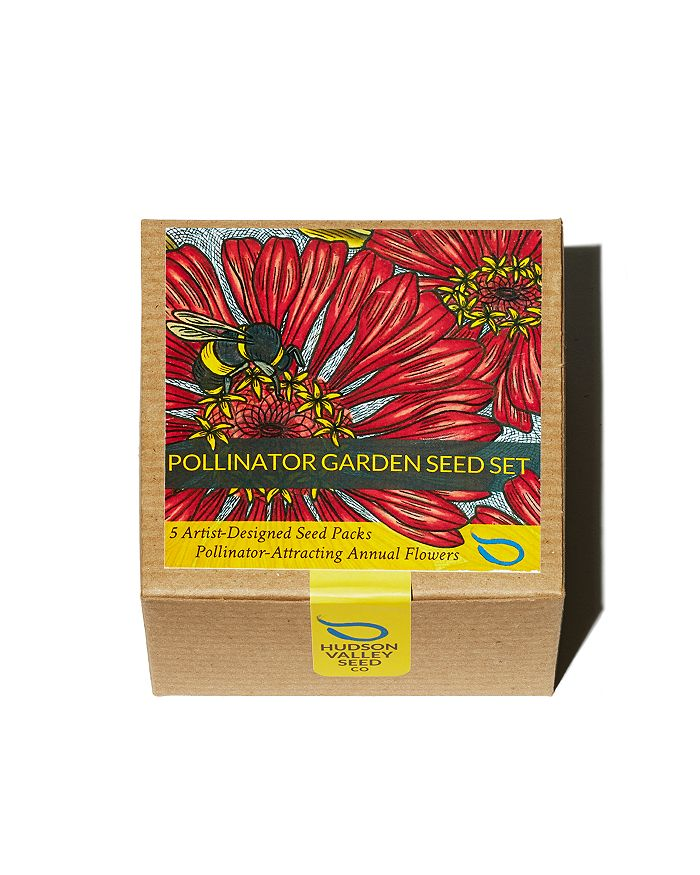 Hudson Valley Seed Co. - Pollinator Garden Seed Set