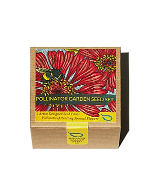 Hudson Valley Seed Co. Pollinator Garden Seed Set