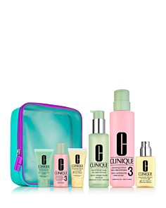 Clinique - Great Skin Everywhere: 3-Step Skin Care Gift Set for Oily Skin ($94 value)