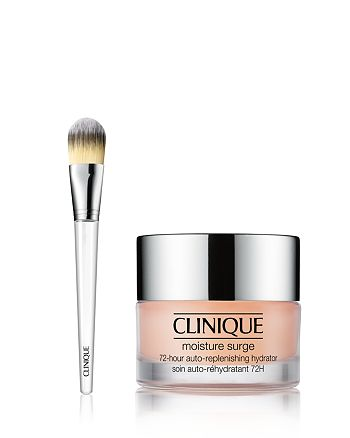 Clinique - Gift with any  foundation purchase!