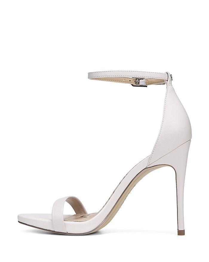 faff01c92 Sam Edelman Women's Ariella High-Heel Ankle Strap Sandals ...
