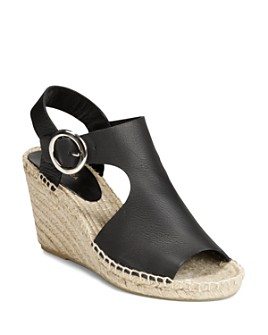 Via Spiga - Women's Nolan Espadrille Wedge Heel Sandals