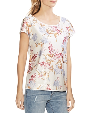 Vince Camuto Tops WILDFLOWER SEQUINED TOP