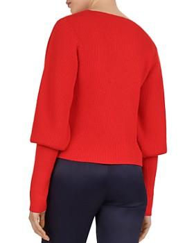 The Kooples - Juliet-Sleeve Sweater