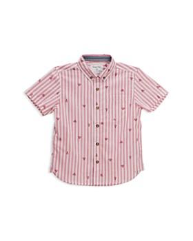 Sovereign Code - Boys' Genius Watermelon Camp Shirt - Little Kid, Big Kid