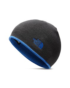 The North Face® - Boys' Reversible Logo Glow-in-the-Dark Beanie