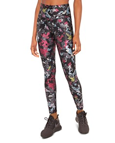 Terez - Splash Camo Leggings