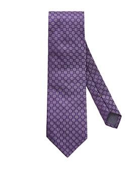 Eton - Floral Neat Silk Classic Tie