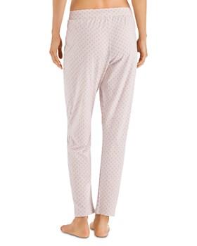 Hanro - Sleep & Lounge Printed Knit Long Pants