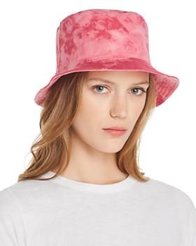 AQUA - Tie-Dye Bucket Hat - 100% Exclusive