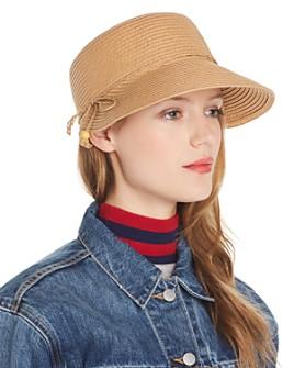 August Hat Company - Bow Detail Framer Cap