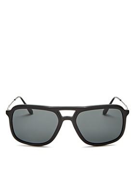 Prada - Men's Brow Bar Aviator Sunglasses, 54mm