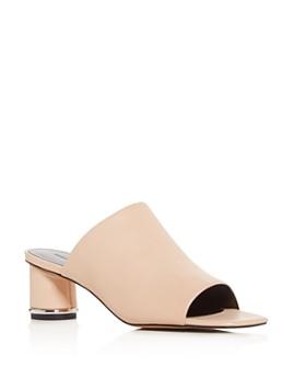 Rebecca Minkoff - Women's Aceline Mid-Heel Sandals