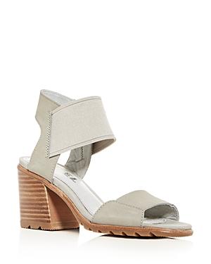 Sorel Sandals WOMEN'S NADIA BLOCK-HEEL SANDALS