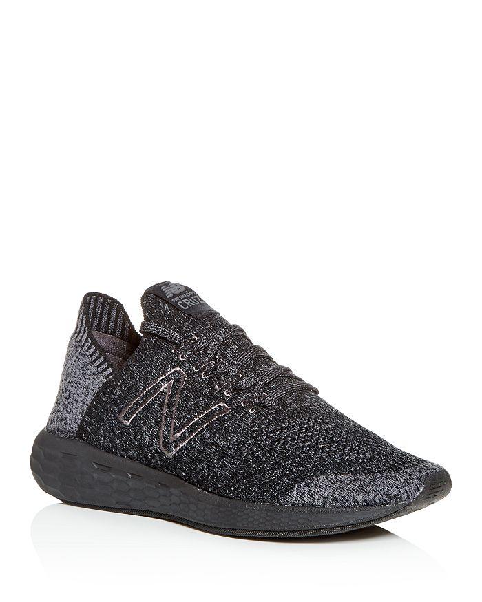 9b803505b New Balance Men's Fresh Foam Cruz SockFit Low-Top Sneakers ...