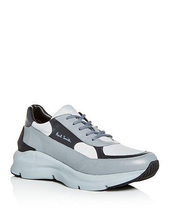 Paul Smith - Men's Explorer Color-Block Low-Top Sneakers