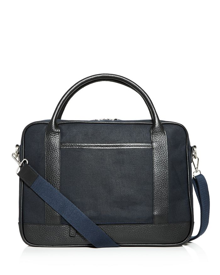 The Men's Store at Bloomingdale's - Waxed Canvas Briefcase - 100% Exclusive